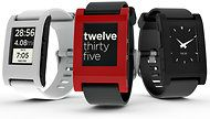 The Pebble watches--an overnight fund-raising success