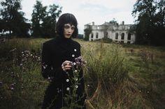 Grey Magazine Fall 2014 Vittoria Ceretti Fanny Latour-Lambert (12)