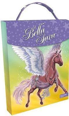 Bella Sara   valisette d'activités Collectif Occasion Livre