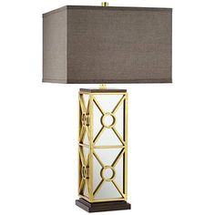 39 best table lamp images on pinterest lights light fixtures and product image for kathy ireland gold reflections table lamp aloadofball Choice Image