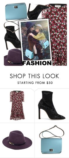 """""""Fashion Trends -Leathersatchel"""" by leathersatchel ❤ liked on Polyvore featuring Yves Saint Laurent, Jimmy Choo and Monsoon"""