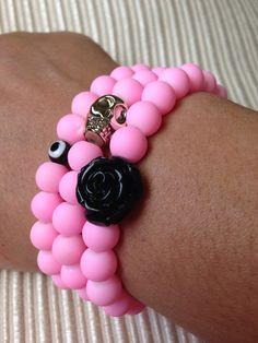 good luck bracelet wellness bracelet charm bracelet by Taiyari, $25.99