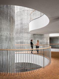 SEB Bank & Pension | Copenhagen, Denmark | Lundgaard & Tranberg Arkitekter | photo © Adam Mørk