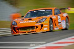 Ginetta GT Supercup : Brands Hatch : 31 March/01 April 2012