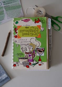 DIY Recipe Book - The Sprouting Seed