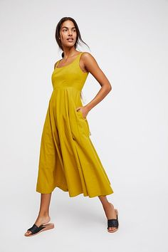 Latest Obsession Midi Dress - Free People