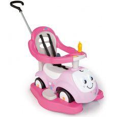 Smoby Maestro II Balade Girl loopauto loopfietsen & -auto's voertuigen buitenspeelgoed speelgoed - Vivolanda