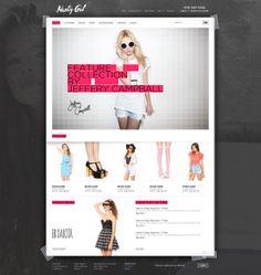 Nasty Gal - Tofslie Inc. | The Creative Studio of Edwin Tofslie - Creative Direction, Art Direction, Ideas, Design, Interactive, Web and Maker of Fine Jerky.