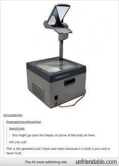 Haha I remember these things