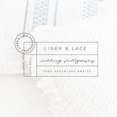 Beautiful minimalist branding