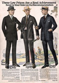 1922 Spring/Summer Catalog, National Cloak & Suit Co., page 333