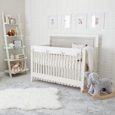 gender neutral nursery all white nurseries