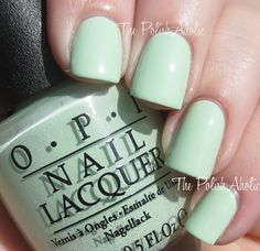 OPI Spring 2015 Hawaii Collection - That's Hula-rious