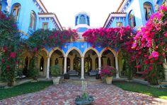 Villa In Miami With Dramatic Moroccan Architecture   iDesignArch   Interior Design, Architecture & Interior Decorating eMagazine