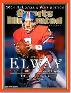 John Elway, QB, Denver Broncos