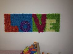 Love Garden by CBDesignsPR on Etsy, $550.00