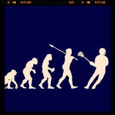 LACROSSE EVOLUTION