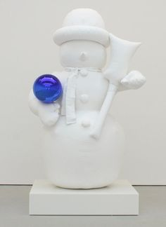 A Closer Look at Jeff Koons - Design Milk Balloon Dog, Balloon Animals, Somerset, Jeff Koons, Art Icon, High Art, Art Institute Of Chicago, Blue Art, Unique Home Decor