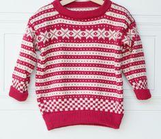 Fana-genser år i merinoull! Christmas Sweaters, Pattern, Baby, Fashion, Moda, Fashion Styles, Christmas Jumper Dress, Patterns, Baby Humor