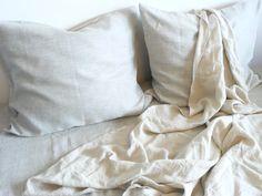 Linen duvet cover, linen bedding, linen summer blanket, linen decorations