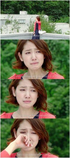 Park Shin Hye heartstrings short hair