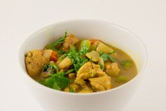 "Chicken Curry Stew - Paleoly | ""Omit mushrooms."" -MB."