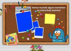 Moldura Galinha Pintadinha - by http://mayrazupo.blogspot.com.br/search/label/Galinha%20Pintadinha