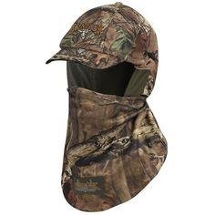 Scent-Lok Ultimate Lightweight Headcover - Men, Brown