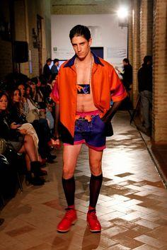 Runway: Anel Yaos en Andalucía de Moda XII Edición