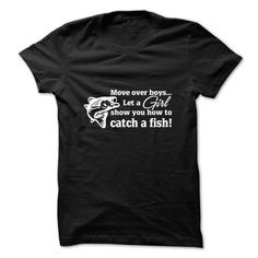 Catch a Fish T Shirts, Hoodies. Check price ==► https://www.sunfrog.com/Outdoor/Catch-a-Fish-.html?41382 $19