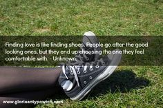 Love my comfy shoes smile emoticon #romance #lovestories #author www.gloriaantypowich.com Finding Love, Comfy Shoes, Emoticon, Family Quotes, How To Look Better, Romance, Author, Good Things, Smile