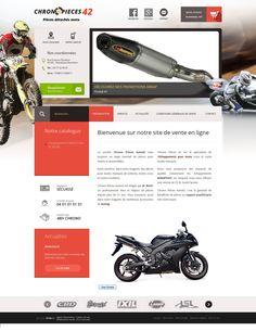 CHRONO PIECES AUTO42, spécialiste de pièces autos et motos à Andrézieux-Bouthéon (42) http://www.echappement42.fr/