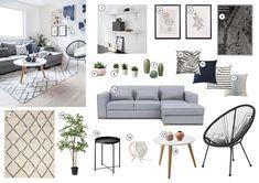 Living Room Remodel, Living Room Decor, Bedroom Decor, Retro Home Decor, Easy Home Decor, Minimal House Design, Modern Family Rooms, Cheap Office Decor, Old Home Remodel