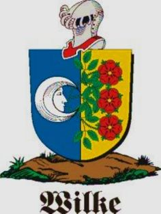 Wilke Family Crest / Wilke Coat of Arms [Personalized Gifts – Your own Family Crest order now ]