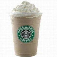 The White Mocha Creme Frappuccino which is, in fact, not caffeinated.