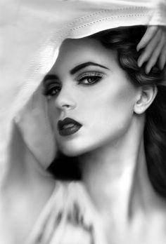 Lara Jade Photography, everything about her makeup is perfect. // Lara Jade Photography <3