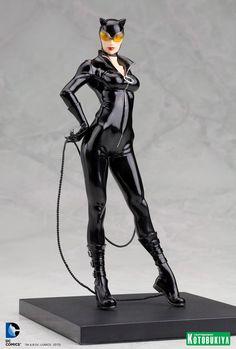 Catwoman DC Comics New 52 ArtFX+ Statue from Kotobukiya
