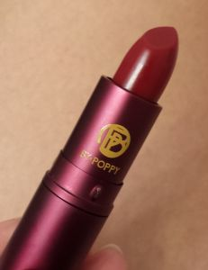 Lipstick Queen Midevil Lipstick Review and Swatches