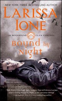 Rambling Reads: Review of BOUND BY NIGHT MoonBound Clan Vampires #...