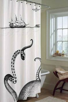 Attack of the Kraken: From Rum Running to Home Decor