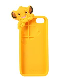 LION KING PHONE CASE FROM HOT TOPIC!!! but I have an ipod 5 :(