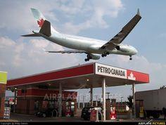 Air Canada C-GFAF aircraft at Toronto - Pearson Intl, ON photo