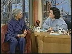 Lena Horne in her last TV appearance on The Rosie O'Donnell show...she sang Stormy Weather and didnt miss a note
