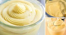 Cum să faci cea mai bună cremă de vanilie! Este considerată crema de bază în cofetăriile din întreaga lume! Peanut Butter, Cake Decorating, Mai, Food, 4 Ingredients, Candies, Pie, Essen, Meals