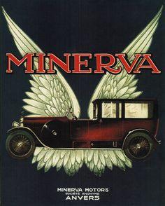 restaurant Minerva te Antwerpen