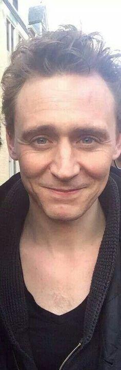 Tom Hiddleston. Via Buzzfeed.