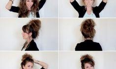 Messy-Bun-Hairstyle-Tutorial
