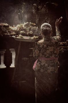 Offering in Bali #Bali #Indonesia