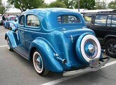 1936 Ford Humpback Sedan | 1936 Ford 2-Door Humpback Sedan - Pictures