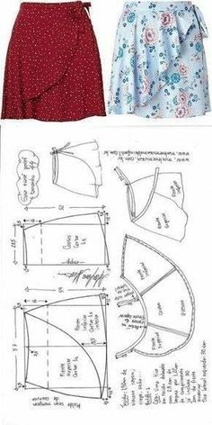 Trendy sewing projects clothes fashion skirt patterns ideas Source by ideas skirt Skirt Patterns Sewing, Clothing Patterns, Skirt Sewing, Coat Patterns, Blouse Patterns, Pattern Sewing, Fashion Patterns, Free Pattern, Embroidery Patterns